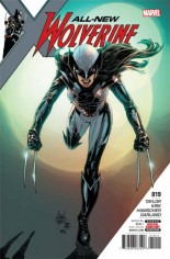 All-New Wolverine (2016-Present) #19 Variant A