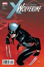 All-New Wolverine (2016-Present) #19 Variant C