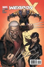Weapon X (2017-Present) #1 Variant D