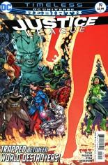 Justice League (2016-2018) #19 Variant A