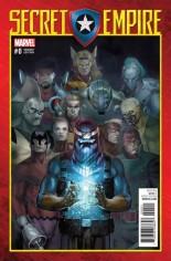 Secret Empire (2017-Present) #0 Variant B