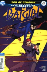 Batgirl (2016-2020) #10 Variant A
