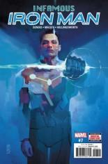 Infamous Iron Man (2016-Present) #7
