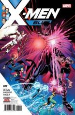X-Men: Blue (2017-Present) #2 Variant A