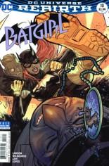Batgirl (2016-2020) #10 Variant B