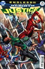 Justice League (2016-2018) #20 Variant A