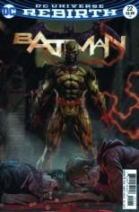 Batman (2016-Present) #22 Variant A: Lenticular Edition