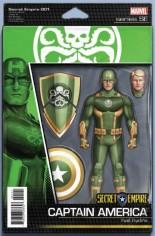 Secret Empire (2017-Present) #1 Variant D