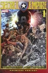 Secret Empire (2017-Present) #1 Variant J