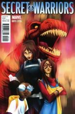 Secret Warriors (2017-Present) #1 Variant D