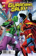Guardians Of The Galaxy: Mother Entropy #4