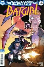 Batgirl (2016-2020) #11 Variant B
