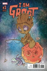 I Am Groot (2017) #1 Variant C
