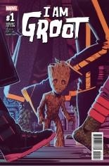 I Am Groot (2017) #1 Variant D