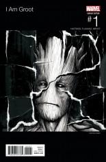 I Am Groot (2017) #1 Variant F: Hip Hop Variant