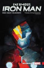 Infamous Iron Man (2016-Present) #TP Vol 1