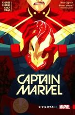 Captain Marvel (2016-2017) #TP Vol 2