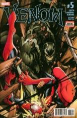 Venom (2017-2018) #5 Variant C: 2nd Printing