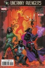 Uncanny Avengers (2015-Present) #24