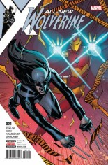 All-New Wolverine (2016-2018) #21 Variant A