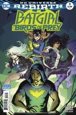 Batgirl and the Birds of Prey (2016-2018) #11 Variant B