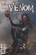Venom (2017-2018) #151 Variant B: Mary Jane Variant