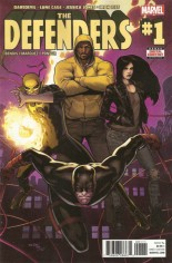 Defenders (2017-2018) #1 Variant A