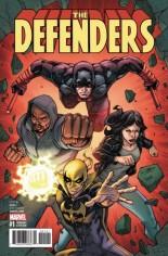 Defenders (2017-2018) #1 Variant D