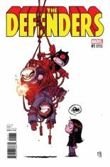 Defenders (2017-2018) #1 Variant F