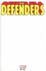 Defenders (2017-2018) #1 Variant G: Blank Variant