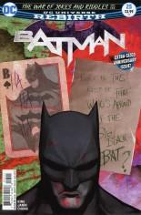 Batman (2016-Present) #25 Variant A