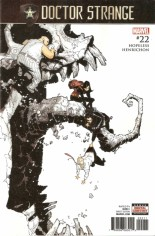 Doctor Strange (2015-2017) #22 Variant A