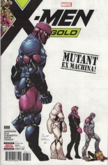 X-Men: Gold (2017-2018) #6