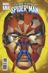Peter Parker: The Spectacular Spider-Man (2017-2018) #1 Variant G