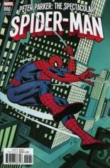 Peter Parker: The Spectacular Spider-Man (2017-2018) #1 Variant F: Remastered Variant