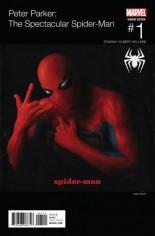 Peter Parker: The Spectacular Spider-Man (2017-2018) #1 Variant B: Hip Hop Variant