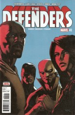 Defenders (2017-2018) #2 Variant A