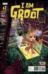 I Am Groot (2017) #2 Variant A
