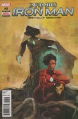 Infamous Iron Man (2016-Present) #9