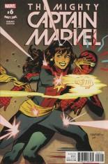 Mighty Captain Marvel #6 Variant B: Mary Jane Variant Se