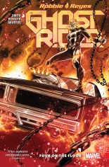 Ghost Rider (2016-2017) #TP Vol 1