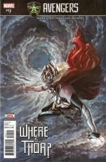 Avengers (2017) #9 Variant A