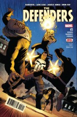 Defenders (2017-Present) #3 Variant A