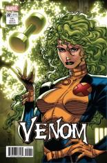 Venom (2017-2018) #152 Variant B: X-Men Card Variant