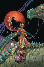 Dejah Thoris (2019-2020) #2 Variant L: Limited Edition Virgin Cover