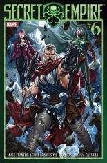 Secret Empire (2017-Present) #6 Variant A