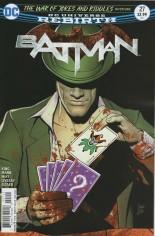Batman (2016-Present) #27 Variant A