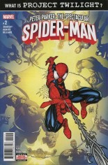Peter Parker: The Spectacular Spider-Man (2017-2018) #2 Variant A