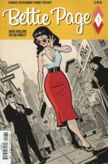 Bettie Page (2017) #1 Variant C: Cover C Chantler