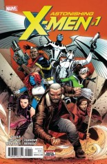 Astonishing X-Men (2017-Present) #1 Variant A